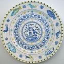 18 Cat plate