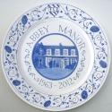 3 Commemorative plate