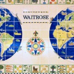 5 Waitrose tile panels