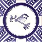 Garden Bird tiles
