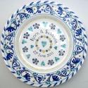 7 Wedding plate