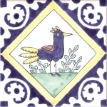 Birds and Bees tiles