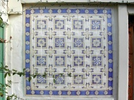 Conservatory tiles