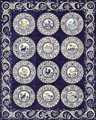 Delft Bird Tiles