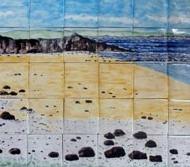 Freshwater West panel