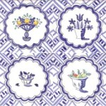 Fruit and Flower tiles