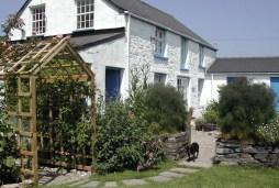 Gwaith Menyn exterior