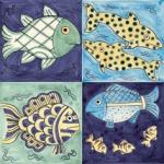 Sealife tiles