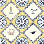Seaside tiles