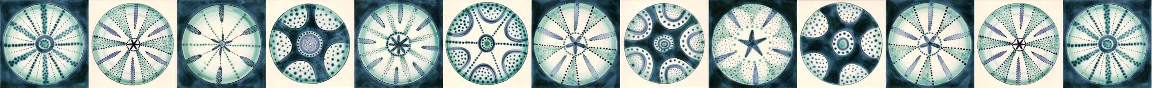 Seaurchin tiles