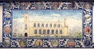 St Lukes Tile panel, King's Road