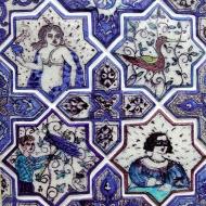 Star and cross tiles