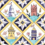 Tower tiles