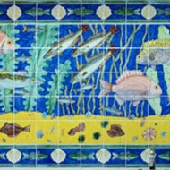 Waitrose Fish tiles