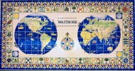 Waitrose World tile panel