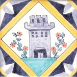 Tower tile 10