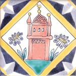 Tower tile 11