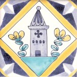 Tower tile 14