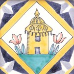 Tower tile 15