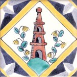 Tower tile 17