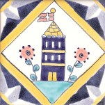 Tower tile 18