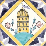 Tower tile 19