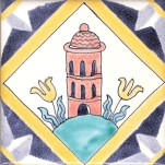 Tower tile 22