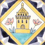 Tower tile 23