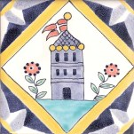 Tower tile 4
