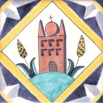 Tower tile 5