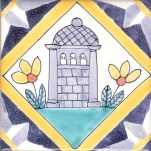 Tower tile 6