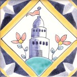 Tower tile 7