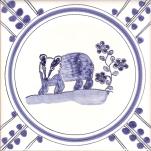 1 Badger tile