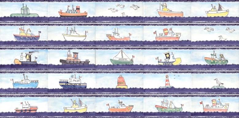 Boat borders