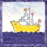 Boat tile 20