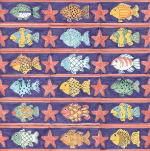Sealife Border tiles