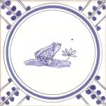 7 Frog tile