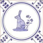 8 Hare tile