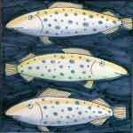 Large fish tile 1