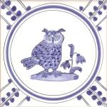 5 Owl 1 tile