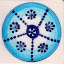 urchin tile 15