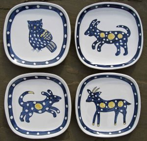 square dishes