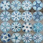 urchin coasters