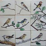 bird tiles