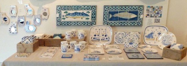 Picton Castle exhibition