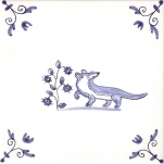 Delft Animal 12