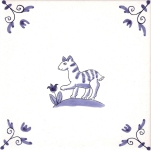 Delft Animal 14