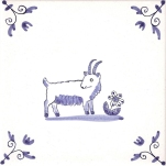 Delft Animal 30