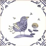 Delft Birds & Bees 10