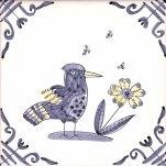 Delft Birds & Bees 11